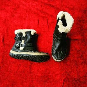 Black Merrell Waterproof SnowBoots Size 7
